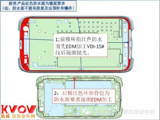 酷派三防手机高难度 高精密模具设计与制造工艺讲座 9月21日图片